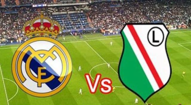نتيجة مباراة ريال مدريد وليجيا, اليوم الأربعاء 2-11-2016 | دوري أبطال أوروبا, انتهت المباراة بالتعادل 3-3