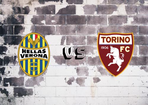 Hellas Verona vs Torino  Resumen