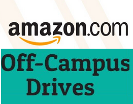 Amazon Off Campus Recruitment Drive Online Registration Link 2019