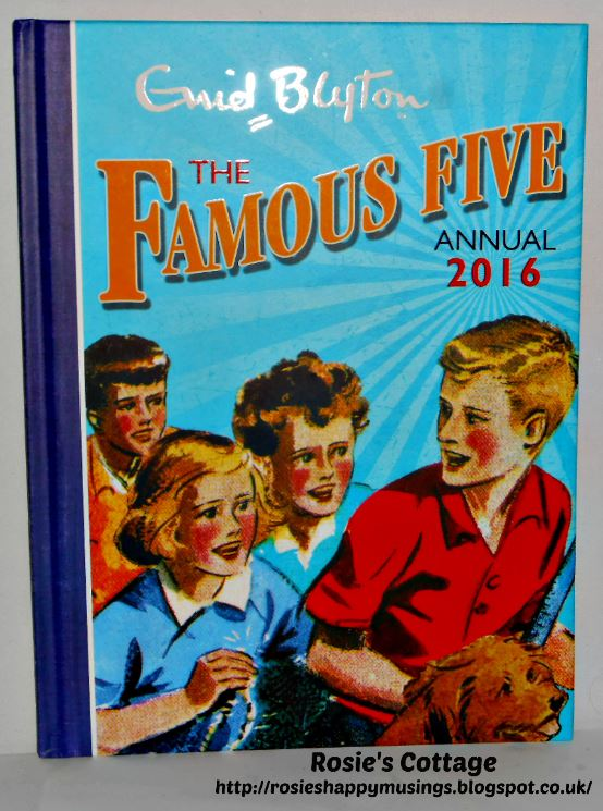 Enid Blytons Famous Five Annual