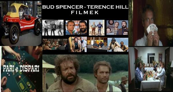 Bud Spencer Terence Hill filmek