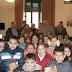 Με παιδικές φωνές και μελωδίες γέμισε το Δημαρχείο Δομοκού, από τα παιδιά του Δημοτικού Σχολείου Δομοκού