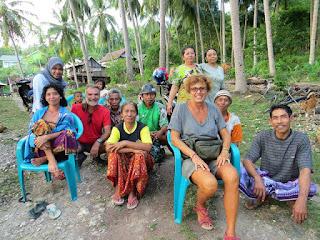 Bersama Warga Dusun Dodaiya Selayar