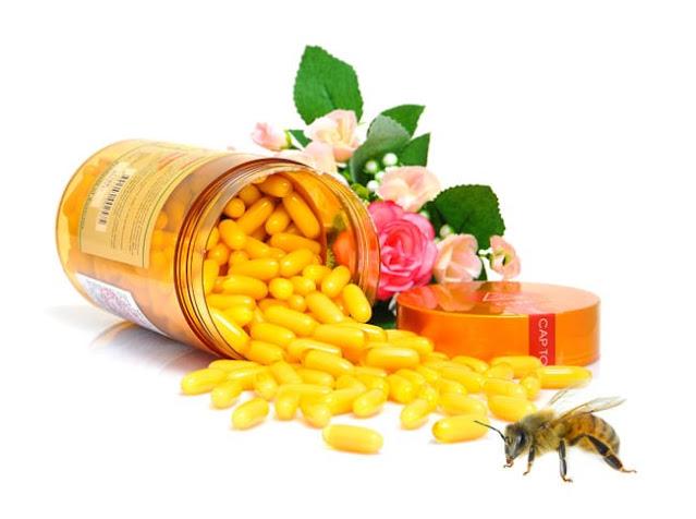 Sữa ong chúa Healthy Care Royal Jelly 1000mg của Úc