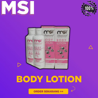 MSI BODY LOTION