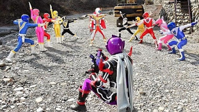 Kikai Sentai Zenkaiger Episode 08