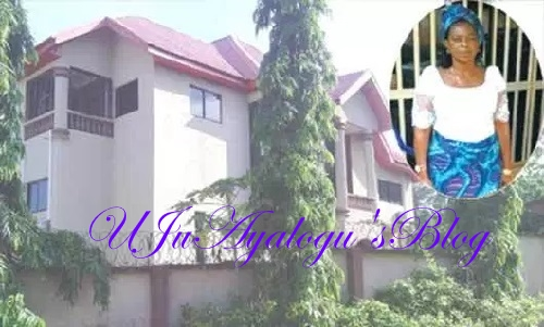 EXPOSED: The House Evans' Mother Built