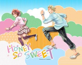 Honey So Sweet de Kaneyoshi Izumi