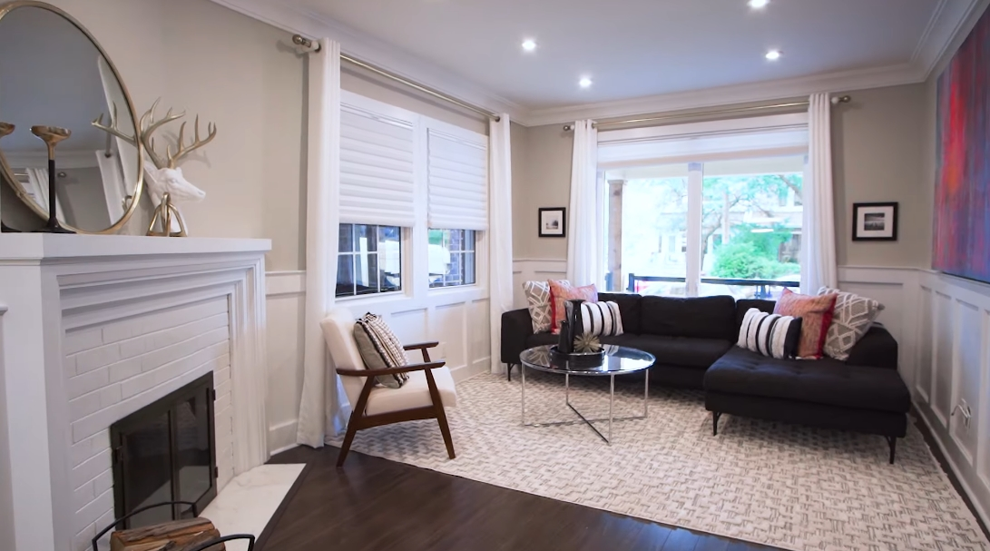 24 Interior Design Photos vs. 54 Fifth St, Toronto Luxury Home Tour