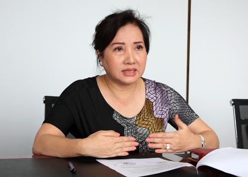 Chủ tịch Quốc Cường Gia Lai Nguyễn Thị Như Loan tuyên bố: Chúng ta ra tòa, dù là nhà nước cũng phải ra tòa