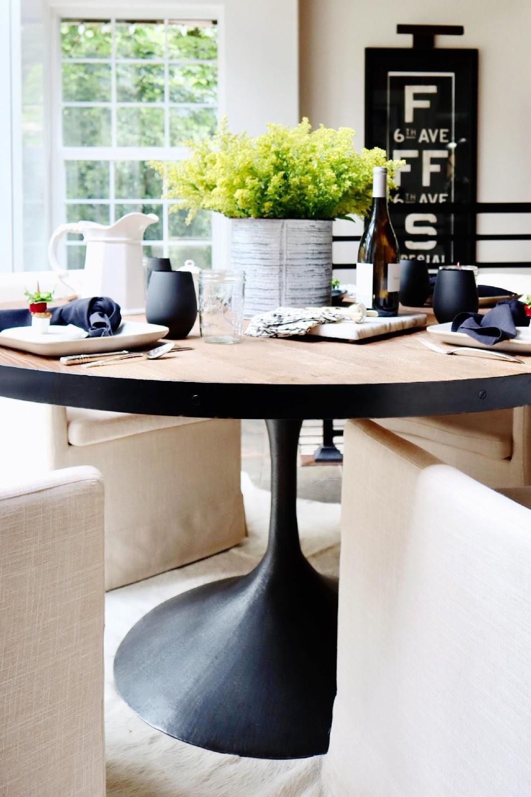 My Sweet Savannah How I Set My Simple Summer Table