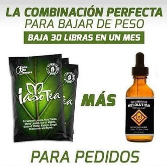 Productos dominicanos para bajar de peso