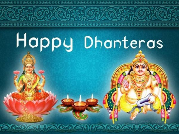 Happy Dhanteras lord images