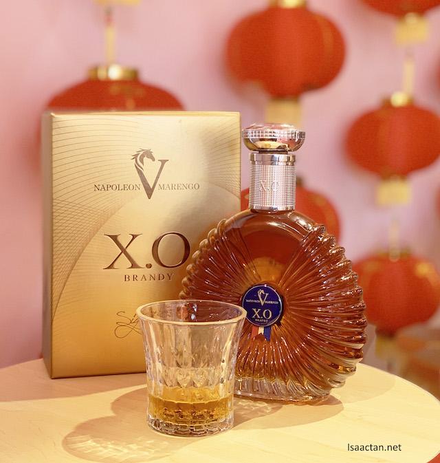CNY Gifts - Napoleon V Marengo XO Brandy