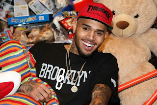 Chris Brown Buys His Daughter, Royalty Brown, A Pet Monkey