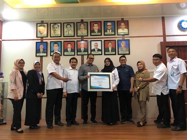 BPJAMSOSTEK Sumbagut Berikan Penghargaan Kepada Mitra Kerja Wilayah Aceh