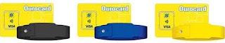 Pulseira Ourocard Banco do Brasil bb.com.br/pulseiraourocard