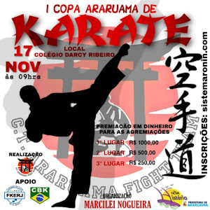Copa Araruama de Karate