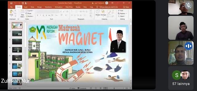Harkitnas 2021 Pendis Buleleng Workshop Literasi Digital, Madrasah Harus Menjadi Magnet Digital Berkelas Dunia