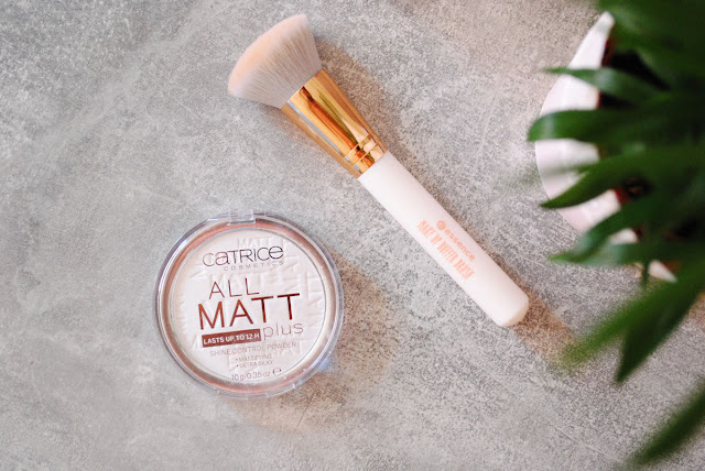Catrice All Matt - Schine Control Powder