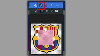 Cara Menghapus Background di PixelLab