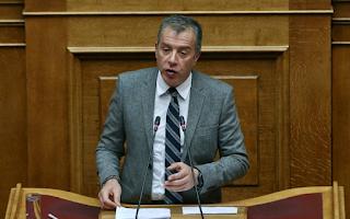 Θεοδωράκης: Αποχωρώ πολιτικά ηττημένος, αλλά περήφανος για την προσφορά του Ποταμιού