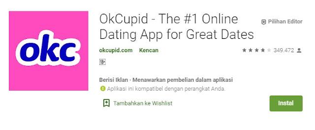 Aplikasi Cari Jodoh di Android Gratis