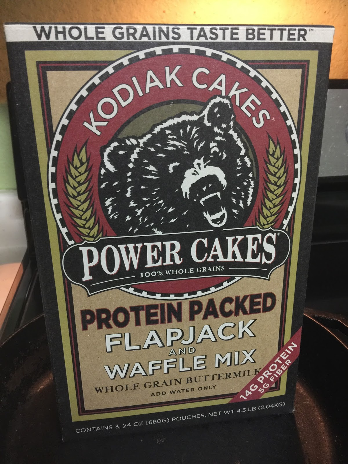 Brazen Stitchery Foodie Friday,Kodiak Cakes Power Cakes,May