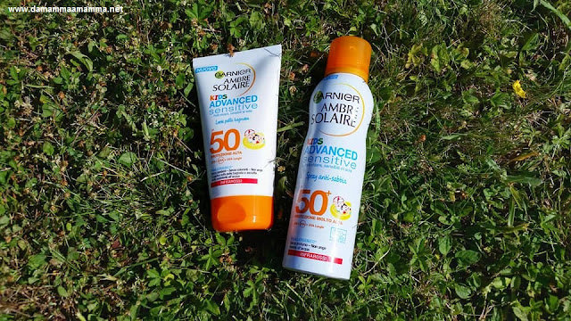 linea Advanced Sensitive Kids di Garnier