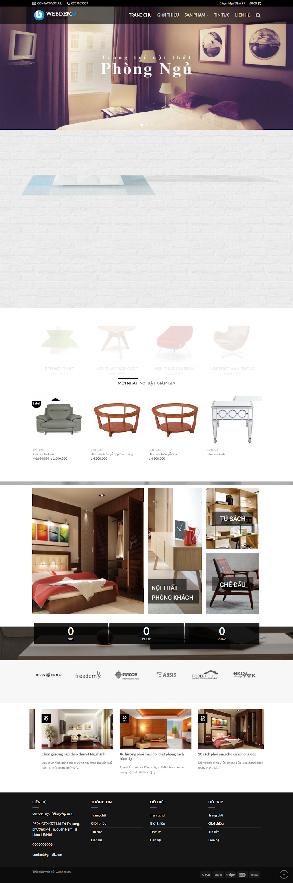 mẫu furniture
