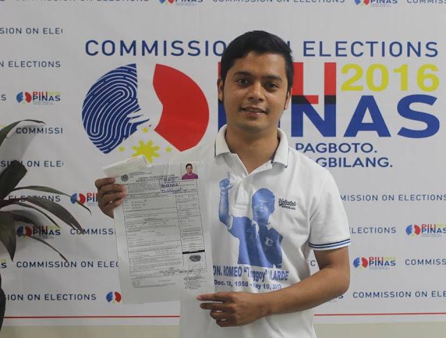 Alarde, Romeo Jr. Independent Bogo Elections Jewar