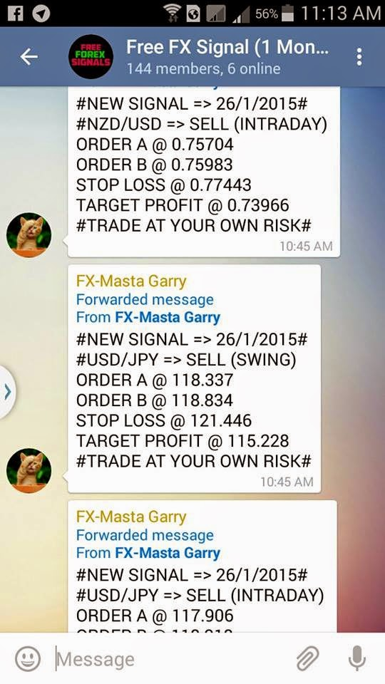 Forex telegram