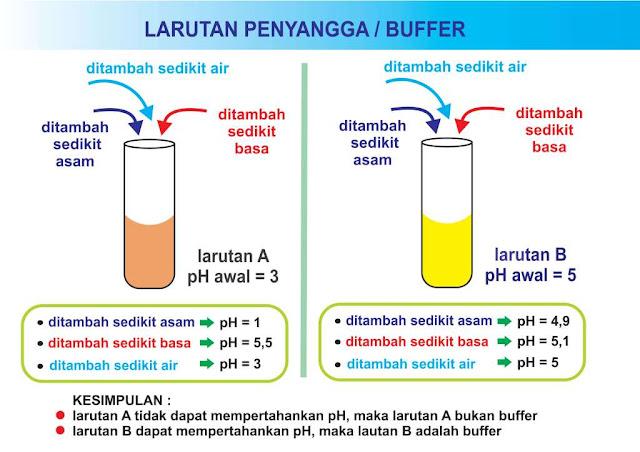 Larutan penyangga asam dan basa