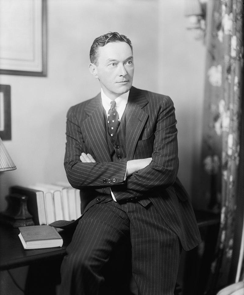 Волтер Ліппман, американський письменник і журналіст