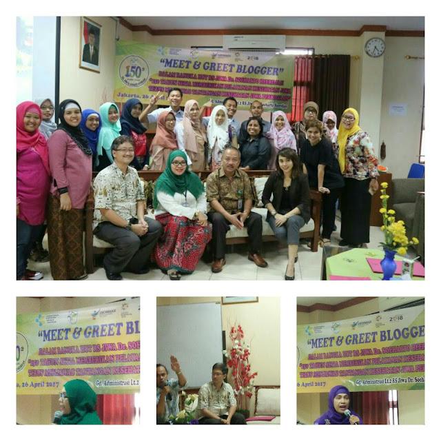 Peringatan 150 Tahun Rumah Sakit Jiwa Soeharto Heerdjan: Sehat Jiwa Di Tengah Tantangan Hidup Masyarakat Urban