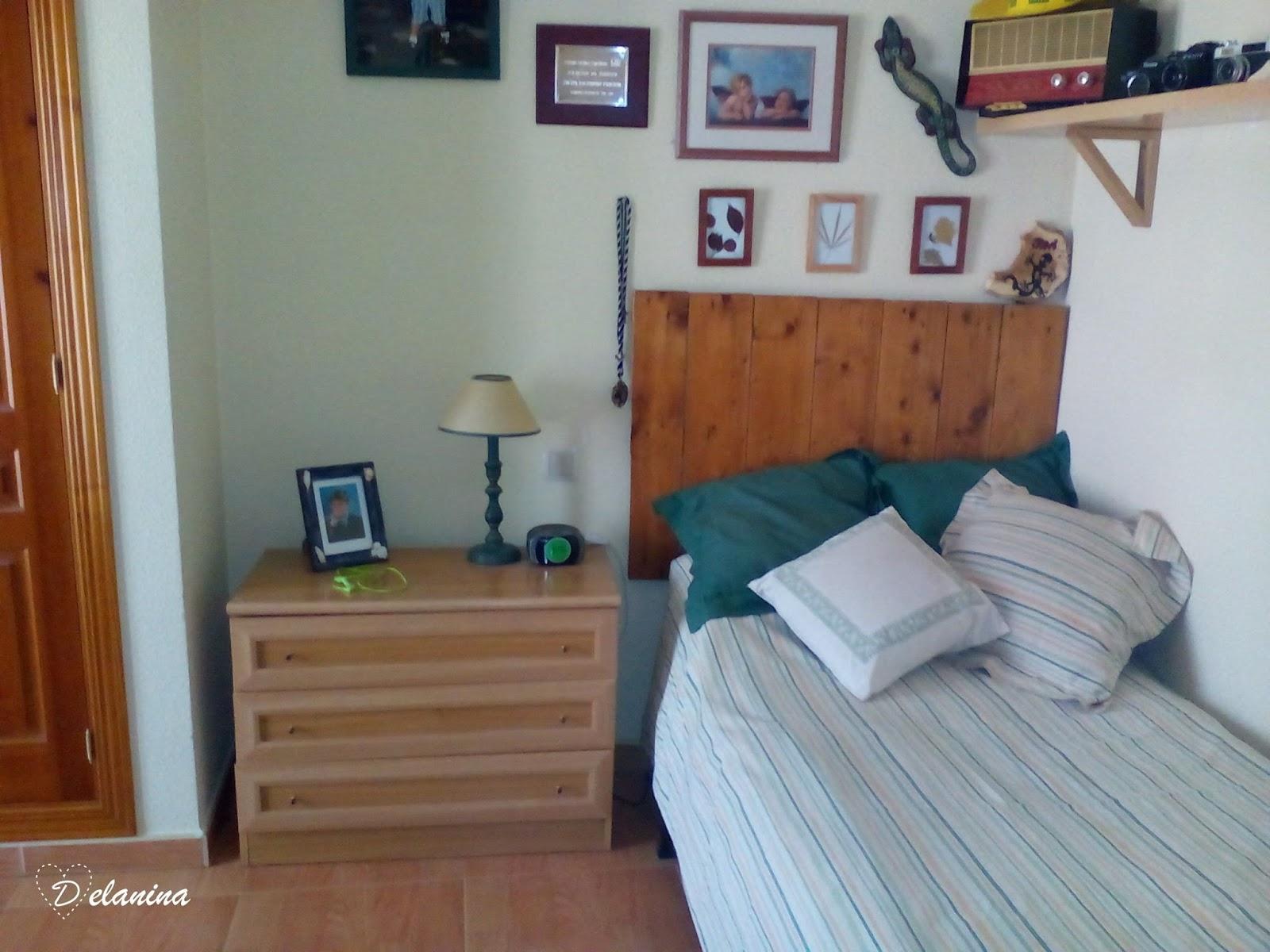 Renovar Un Dormitorio Juvenil Con Pintura Handbox Craft Lovers  # Muebles Todo Joven