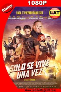Sólo Se Vive Una Vez (2017) Latino HD BDRIP 1080P - 2017