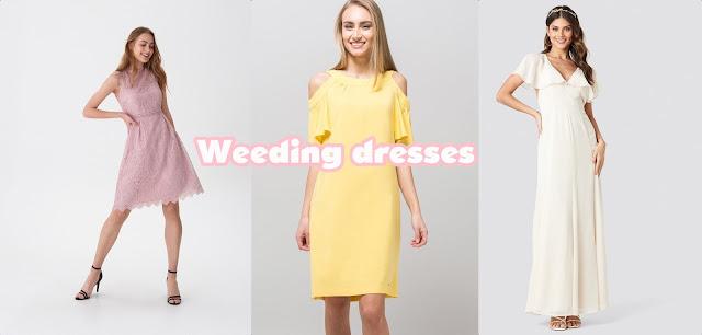 aa16fe70f1 W dzisiejszym wpisie postanowiłam podzielić się z Wami moimi top 30  sukienkami na wesele ...