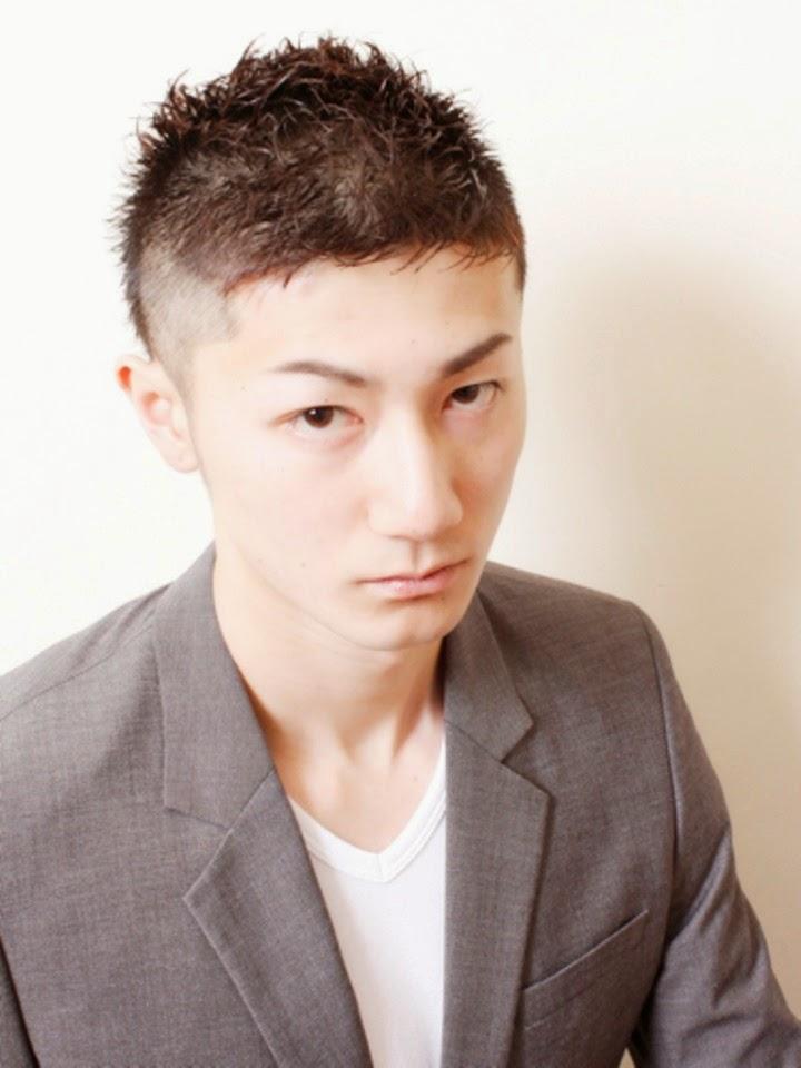 Model Potongan Rambut Pendek Pria Jepang - Model Rambut Terbaru