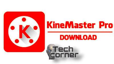 تحميل تطبيق كين ماستر -Kine Master Pro بدون علامه مائيه