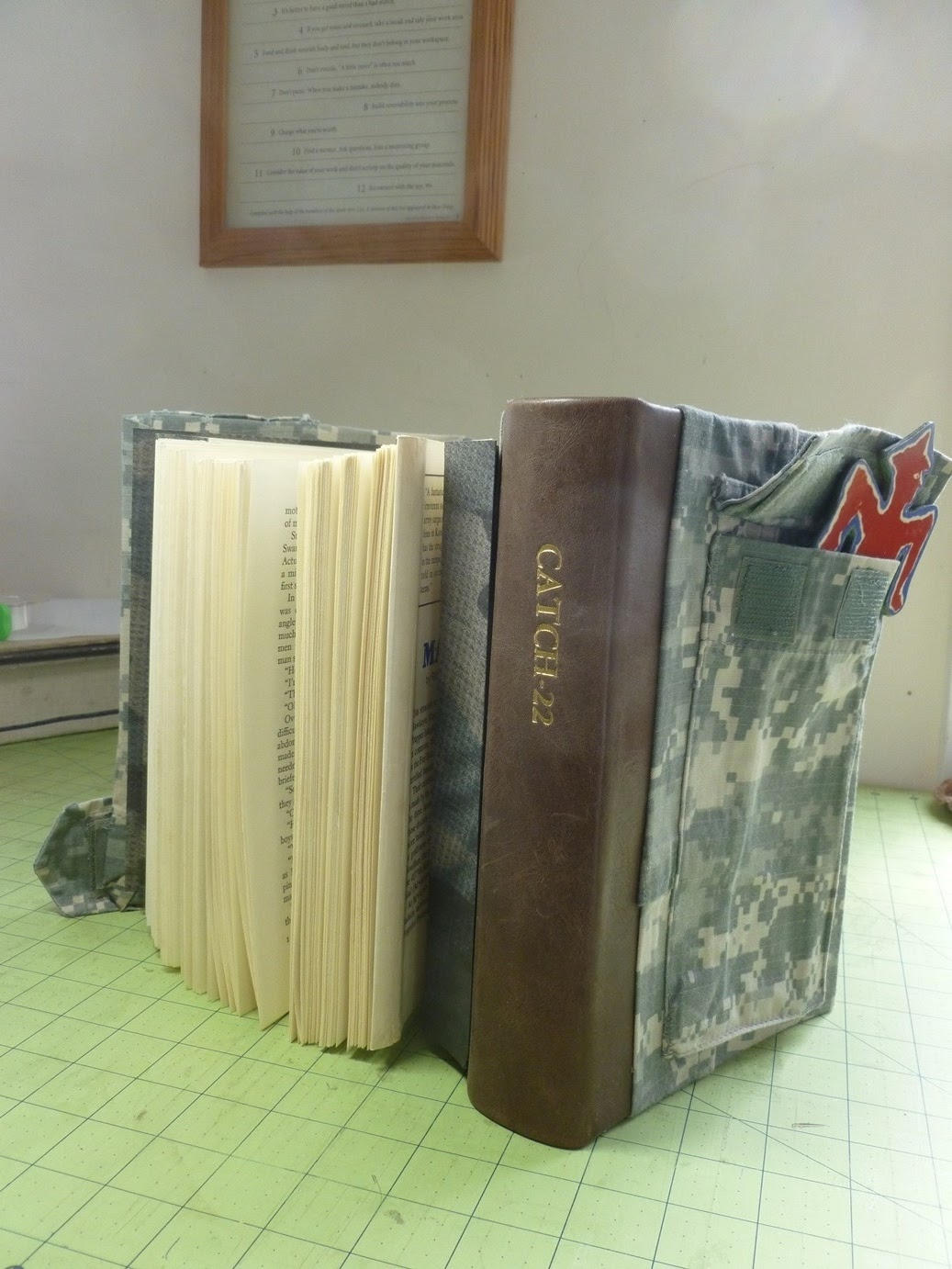Heritage Book and Bible Repair: Catch-22/M*A*S*H