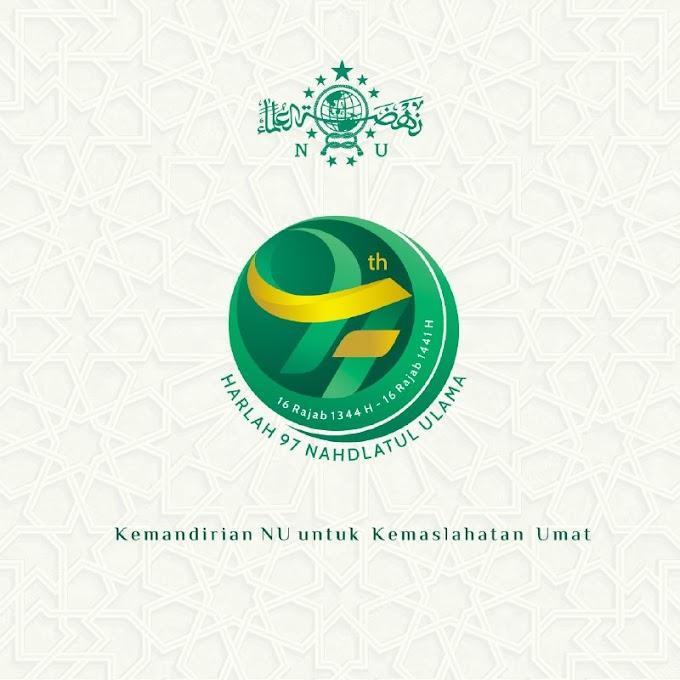 Download Logo Harlah ke-97 NU