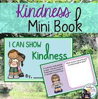 Kindness Mini Book
