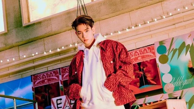 EXO's Baekhyun Release The Sounds Room of The Solo Mini Album 'Delight'