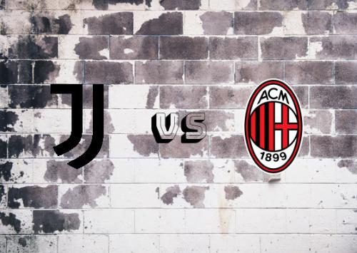 Juventus vs Milan  Resumen y Partido Completo