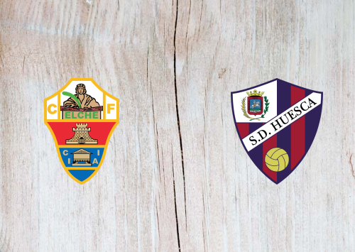 Elche vs Huesca -Highlights 03 October 2020