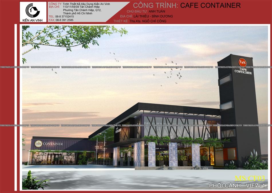 Mẫu thiết kế quán cafe Container hiện đại 2016 Thiet-ke-quan-cafe-dep-1