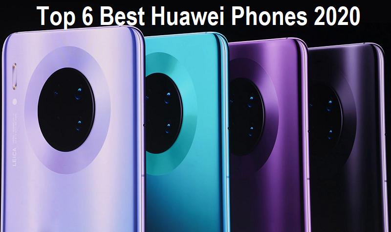 Best Huawei Phones 2020