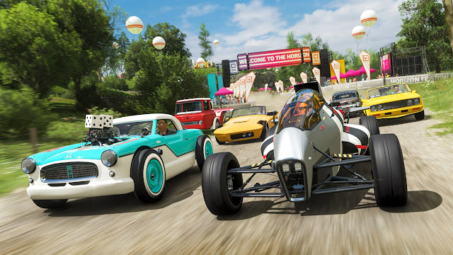 List of Cars in the Forza Horizon 4 Hot Wheels Legends Car Pack
