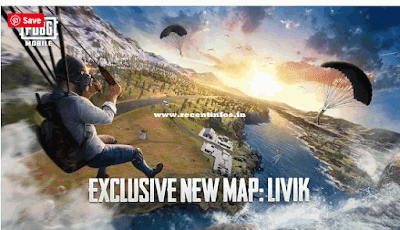 'Pubg Mobile new update' coming today on 7 July 2020 - Livik Map